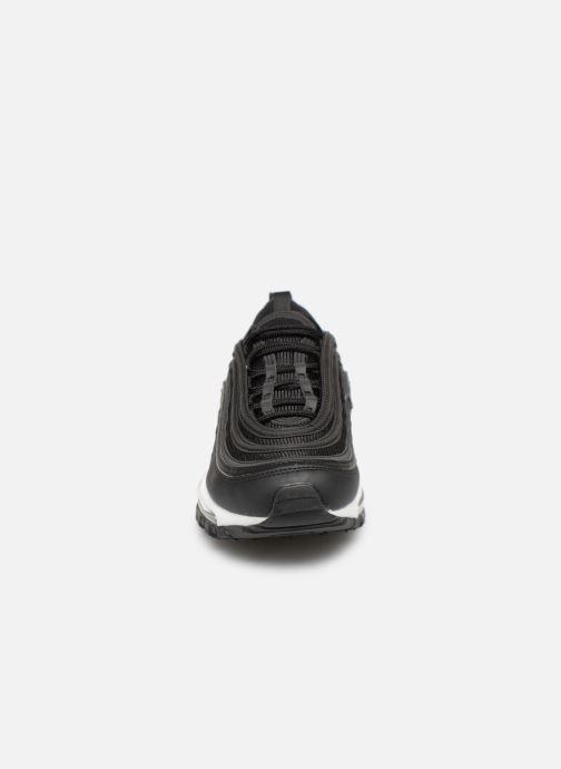 Baskets Nike W Air Max 97 Noir vue portées chaussures