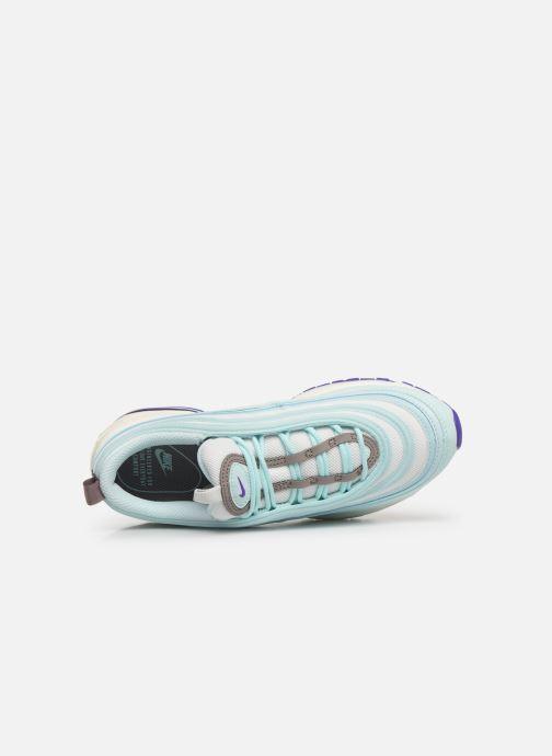 Deportivas Nike W Air Max 97 Azul vista lateral izquierda