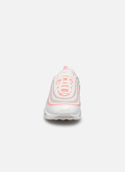 Baskets Nike W Air Max 97 Blanc vue portées chaussures