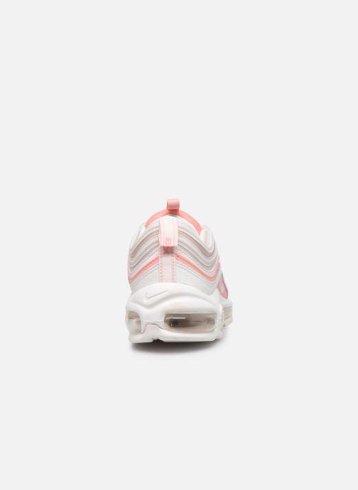 Baskets Nike W Air Max 97 Blanc vue droite