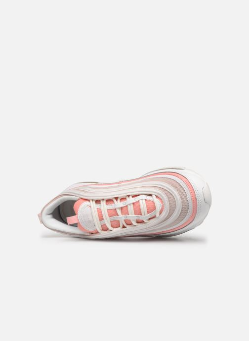 Trainers Nike W Air Max 97 White view from the left