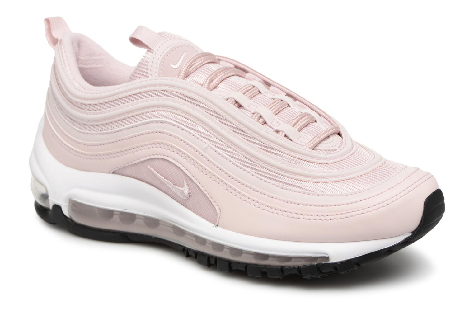 Baskets Nike W Air Max 97 Rose vue détail/paire