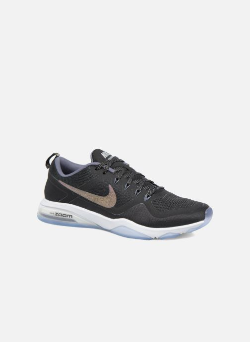 55b1e3afd8d Zapatillas de deporte Nike W Nike Air Zoom Fitness Mtlc Negro vista de  detalle   par