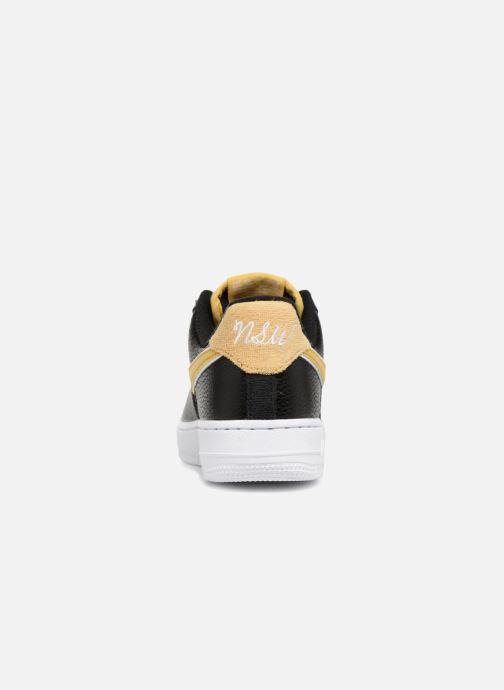 '07 Gold Baskets Force 1 Air Wmns Black wheat Nike Se 6YbvfIy7g