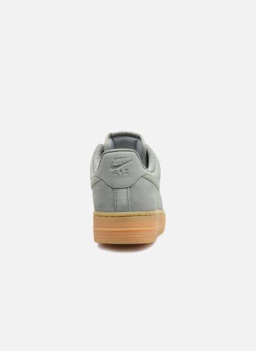 Baskets Nike Wmns Air Force 1 '07 Se Vert vue droite