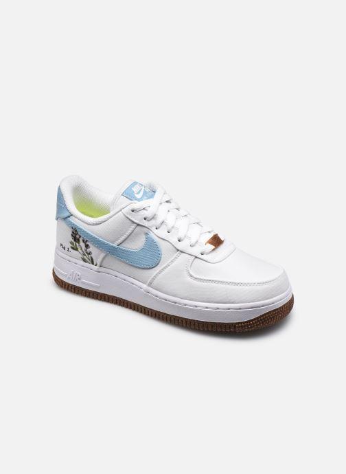Sneaker Nike Wmns Air Force 1 '07 Se weiß detaillierte ansicht/modell