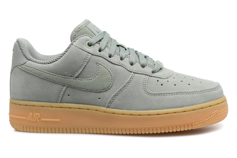 Baskets Nike Wmns Air Force 1 '07 Se Vert vue derrière