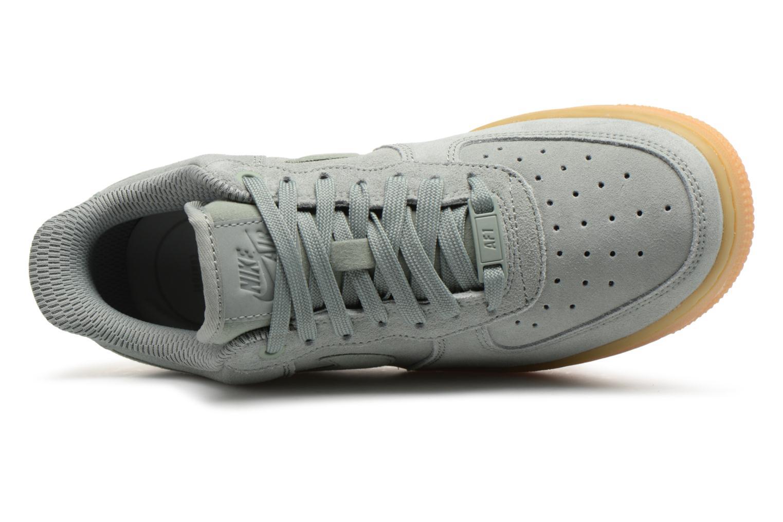 Baskets Nike Wmns Air Force 1 '07 Se Vert vue gauche