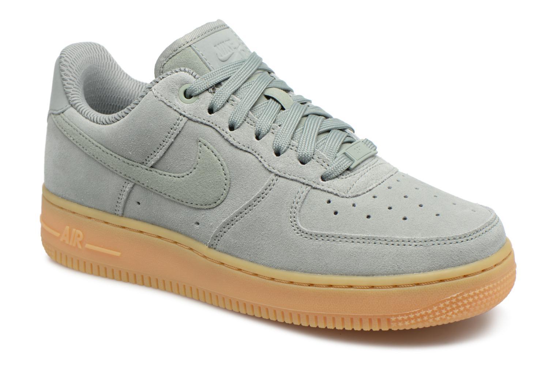 Baskets Nike Wmns Air Force 1 '07 Se Vert vue détail/paire