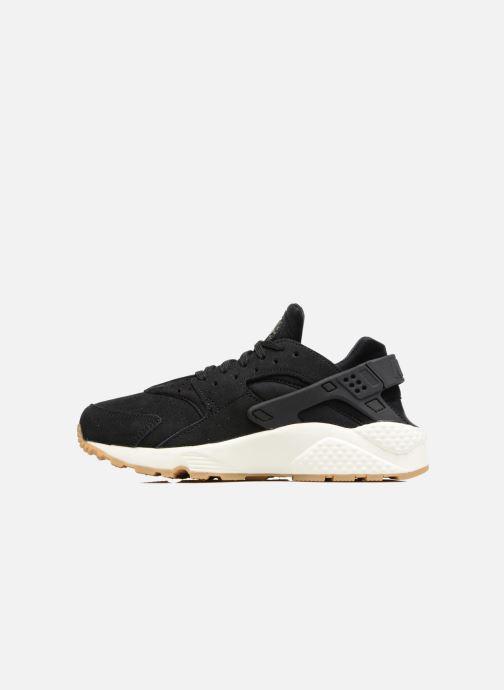 Sneaker Nike Wmns Air Huarache Run Sd schwarz ansicht von vorne
