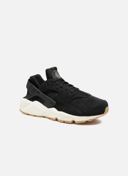 Baskets Nike Wmns Air Huarache Run Sd Noir vue détail/paire