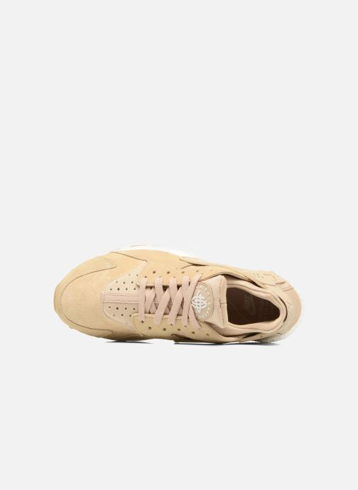 Baskets Nike Wmns Air Huarache Run Sd Beige vue gauche