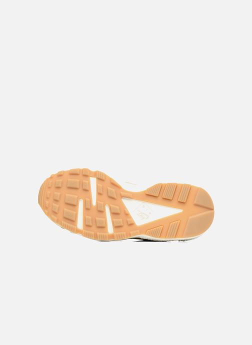 Baskets Nike Wmns Air Huarache Run Sd Beige vue haut