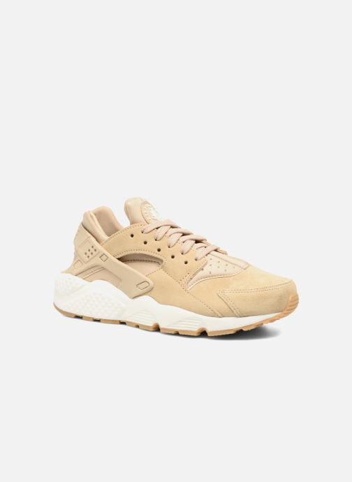 Baskets Nike Wmns Air Huarache Run Sd Beige vue détail/paire