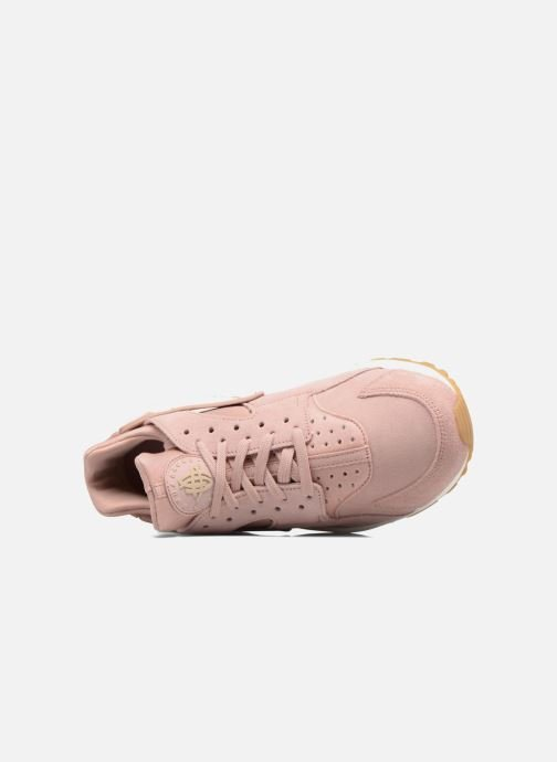 Sneaker Nike Wmns Air Huarache Run Sd rosa ansicht von links