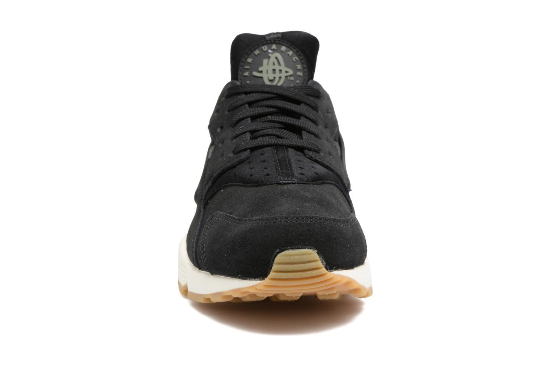 Baskets Nike Wmns Air Huarache Run Sd Noir vue portées chaussures