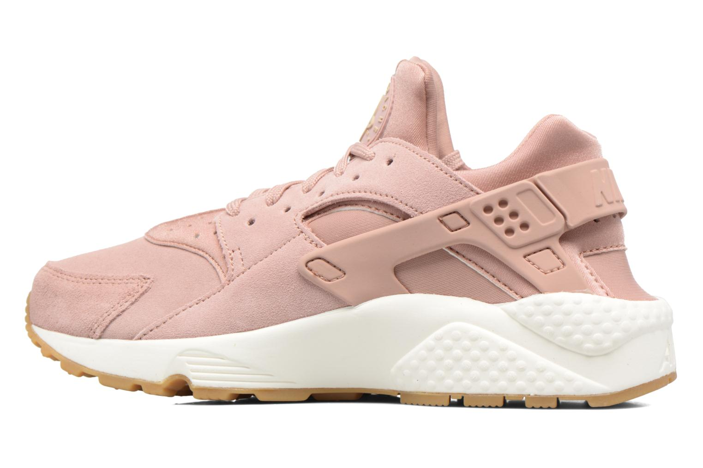 Sneaker Nike Wmns Air Huarache Run Sd rosa ansicht von vorne