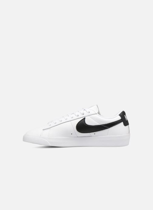 Sneakers Nike W Blazer Low Le Hvid se forfra