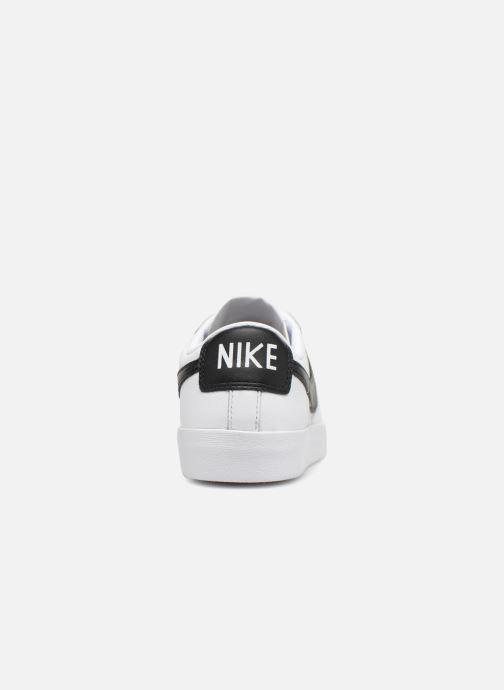 Low Nike Blazer Le W White black yn0Nwvm8O
