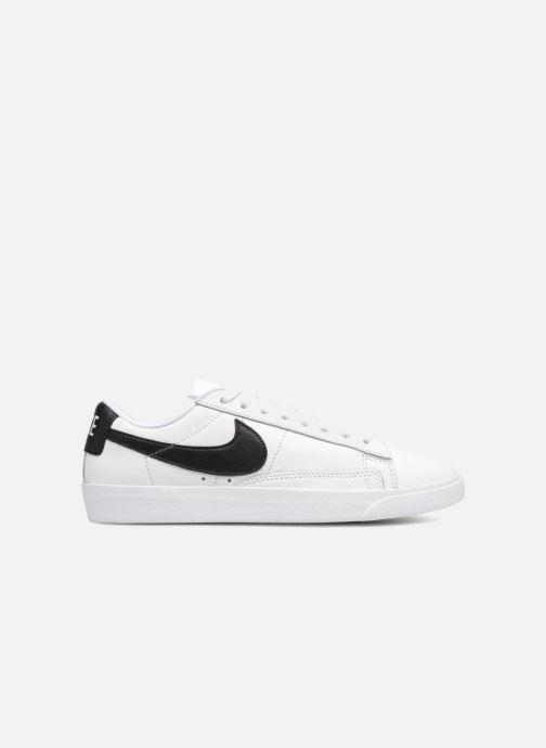 Sneakers Nike W Blazer Low Le Hvid se bagfra