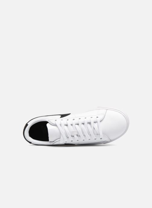 Sneakers Nike W Blazer Low Le Bianco immagine sinistra