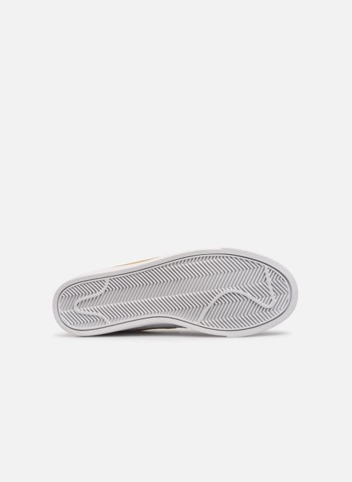 Baskets Nike W Blazer Low Le Blanc vue haut