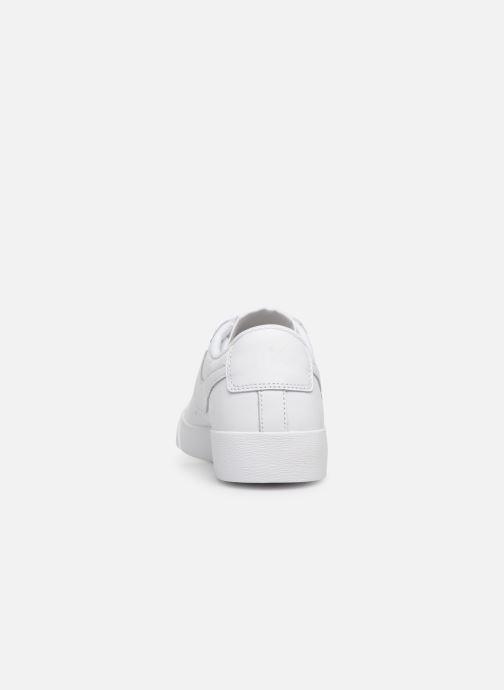 Baskets Nike W Blazer Low Le Blanc vue droite