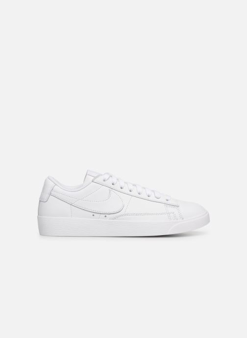 Trainers Nike W Blazer Low Le White back view
