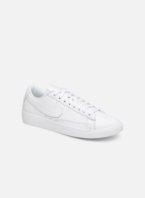 Deportivas Nike W Blazer Low Le Blanco vista de detalle / par
