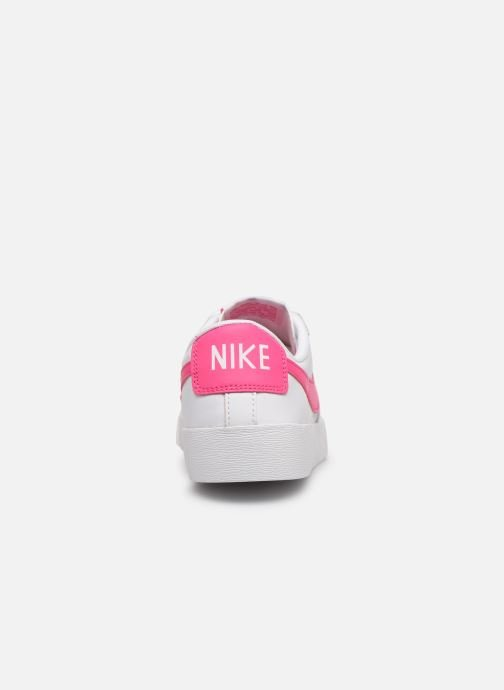 Trainers Nike W Blazer Low Le White view from the right