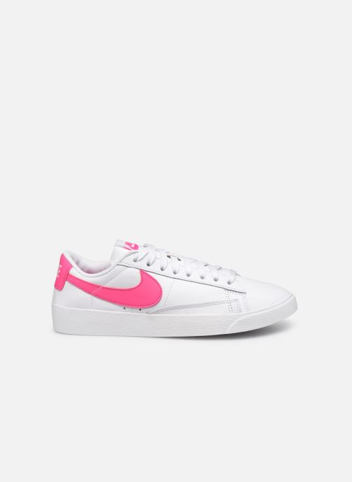 Trainers Nike W Blazer Low Le White back view