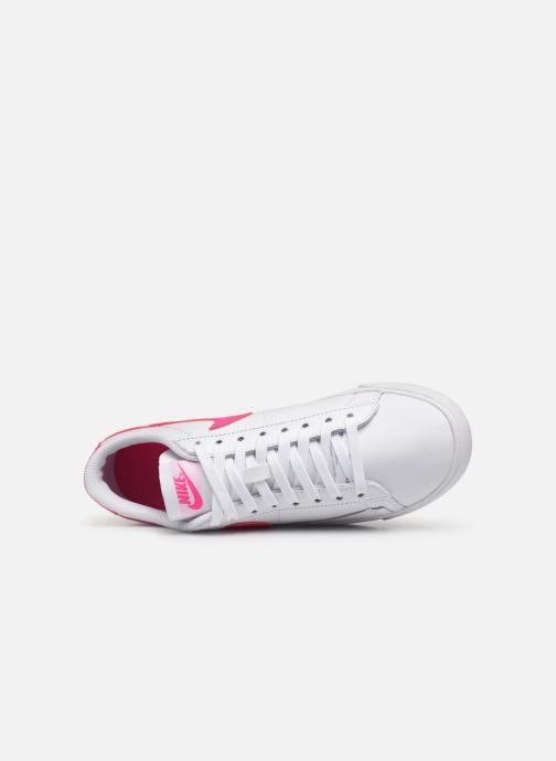 Baskets Nike W Blazer Low Le Blanc vue gauche