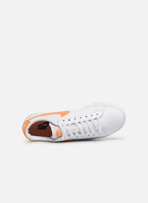 Trainers Nike W Blazer Low Le White view from the left
