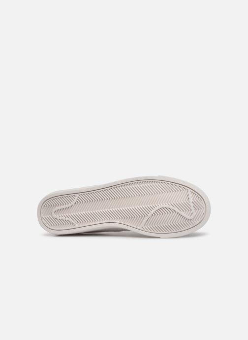 Sneaker Nike W Blazer Low Le weiß ansicht von oben
