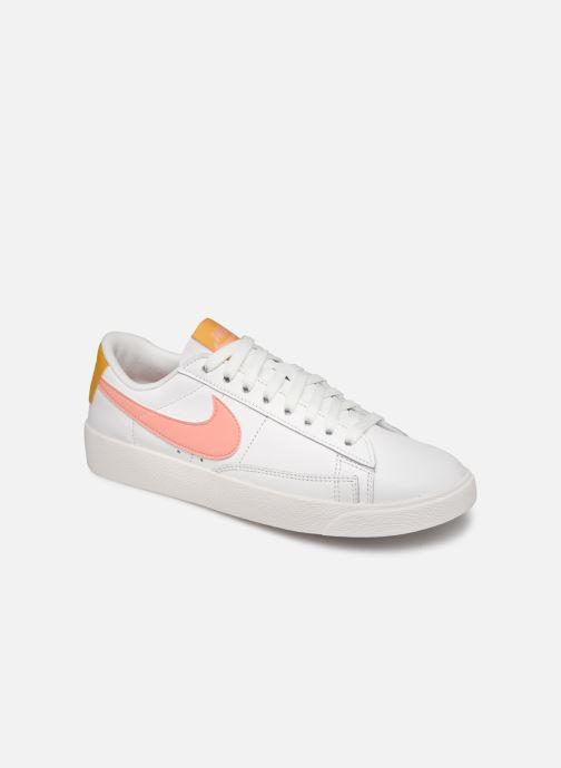 Sneaker Nike W Blazer Low Le weiß detaillierte ansicht/modell