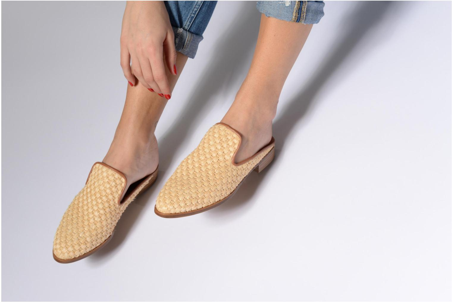 Wedges Clergerie ALICEOP Beige onder