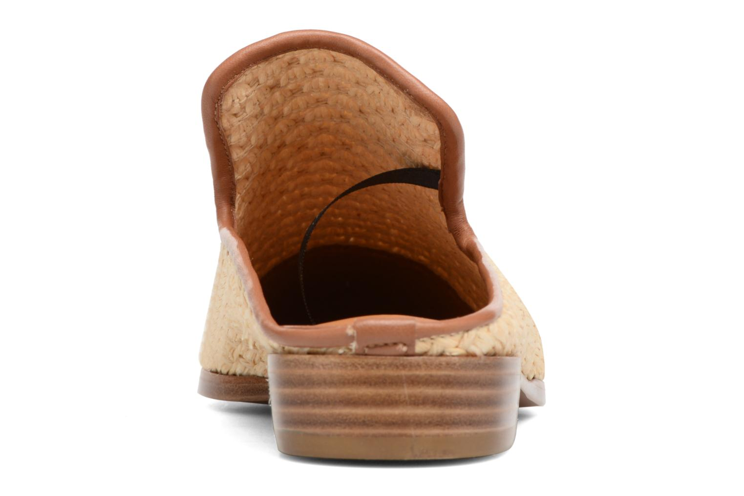 Wedges Clergerie ALICEOP Beige rechts
