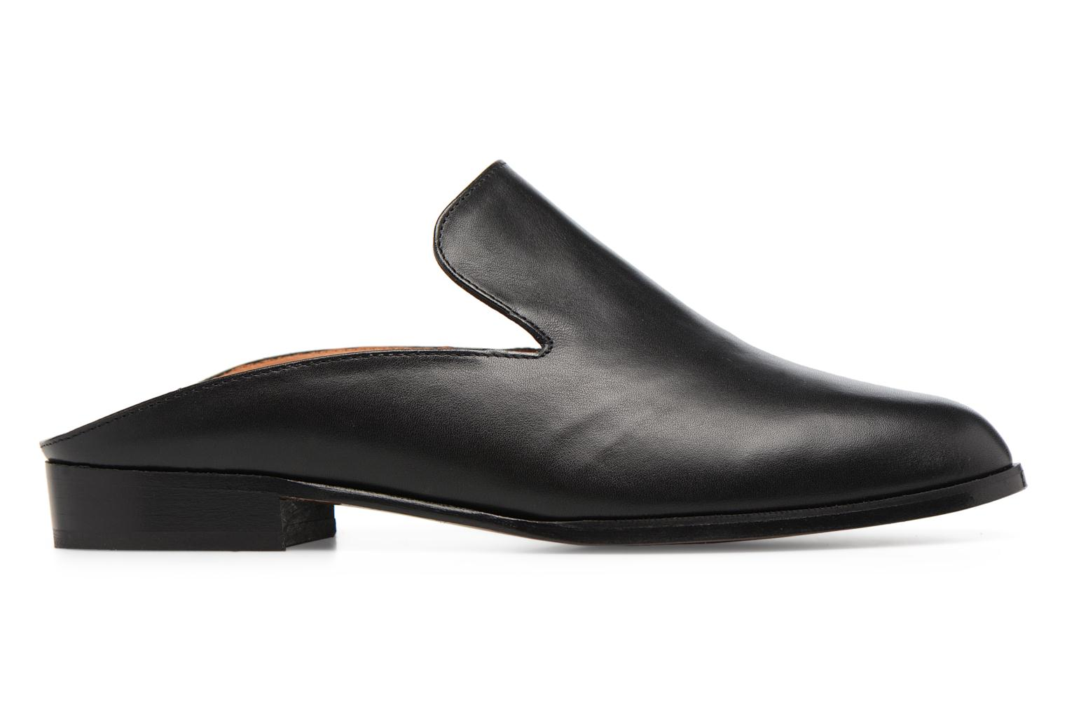 Mules & clogs Clergerie ALICEO Black back view