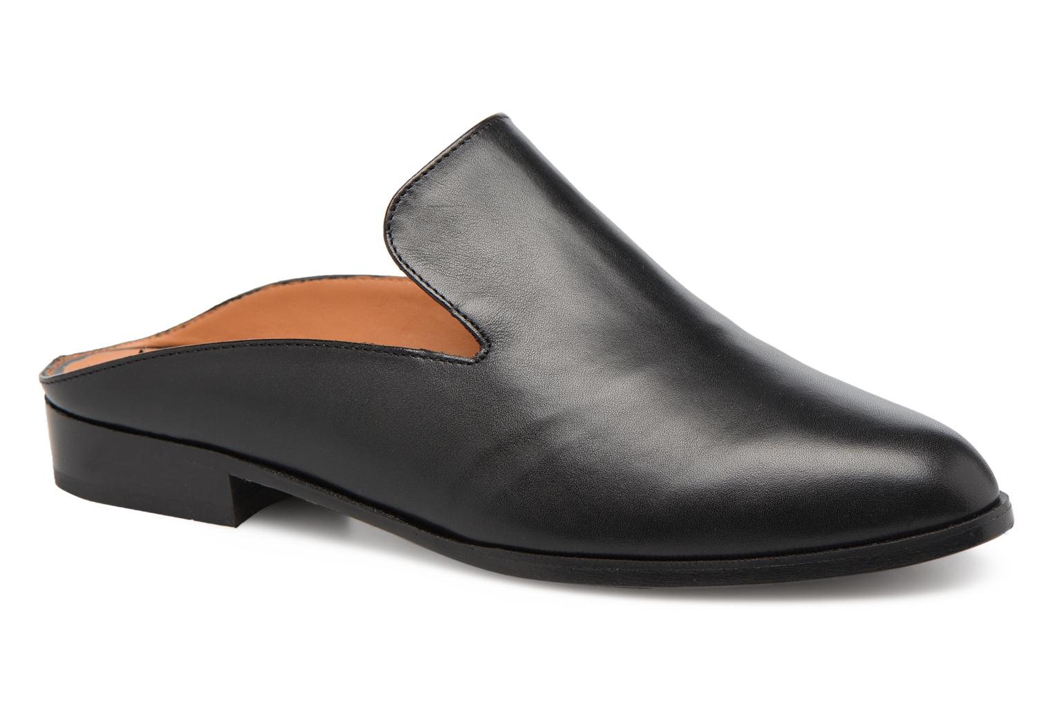 Mules & clogs Clergerie ALICEO Black detailed view/ Pair view