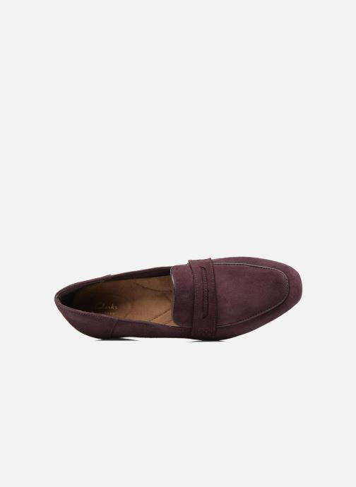 Mocassins Clarks Keesha Cora Paars links