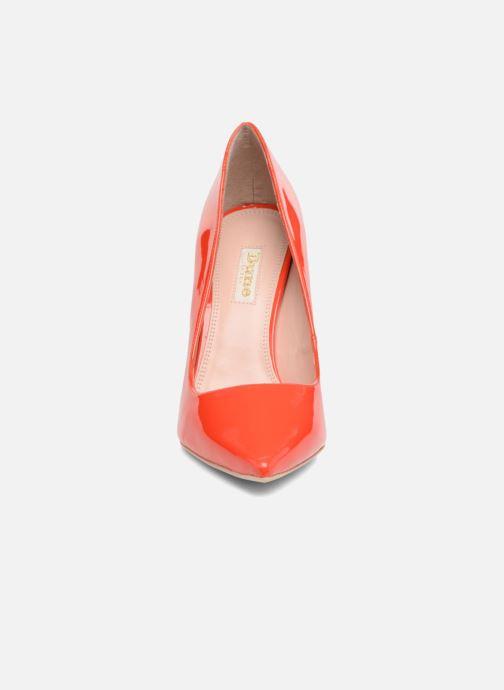 Escarpins Dune London AMALFIE Rouge vue portées chaussures