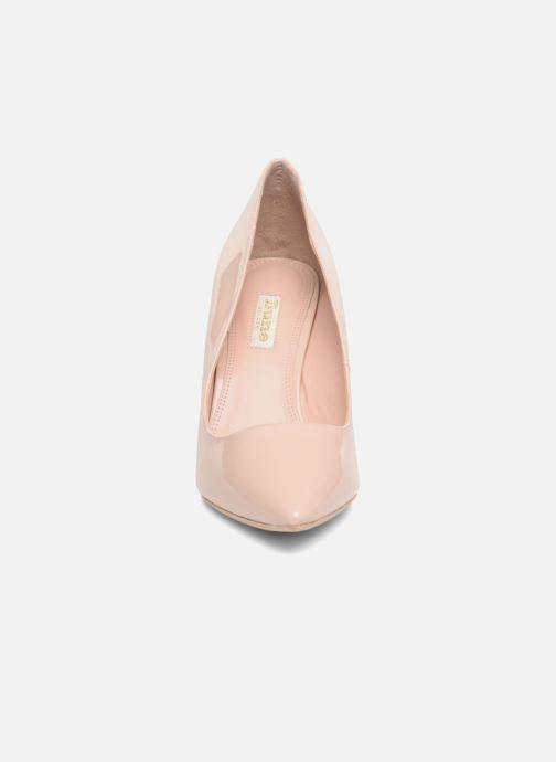 Escarpins Dune London AURRORA Beige vue portées chaussures
