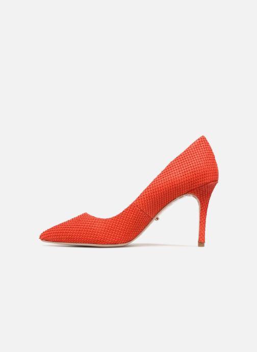 High heels Dune London AURRORA Red front view