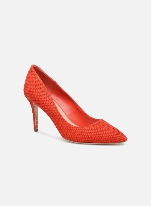 High heels Dune London AURRORA Red detailed view/ Pair view