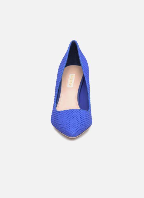 Escarpins Dune London AURRORA Bleu vue portées chaussures