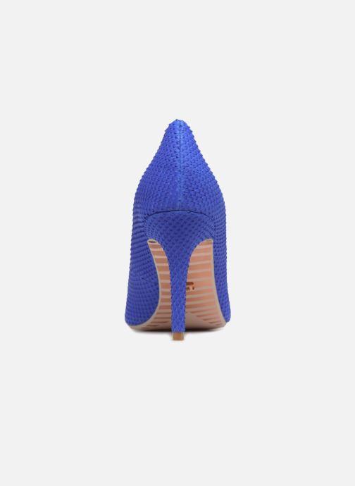 Zapatos de tacón Dune London AURRORA Azul vista lateral derecha