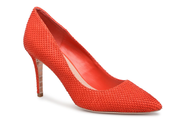 Dune London AURRORA (Rouge) - Escarpins en Más cómodo Chaussures femme pas cher homme et femme