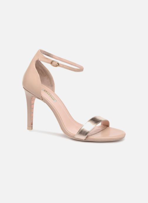 Escarpins Dune London MORTIMER Beige vue détail/paire