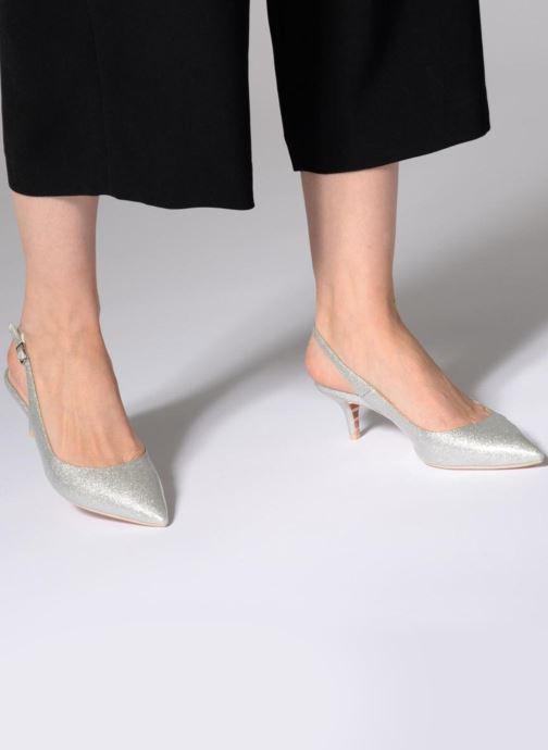 Zapatos de tacón Dune London CASANDRA Azul vista de abajo