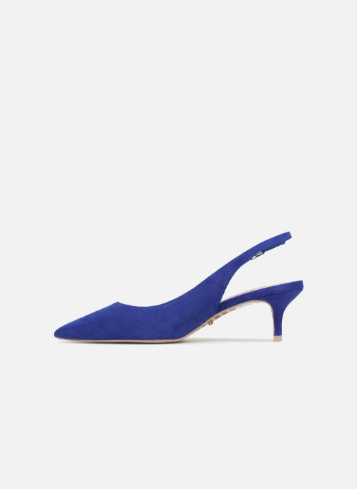 Zapatos de tacón Dune London CASANDRA Azul vista de frente